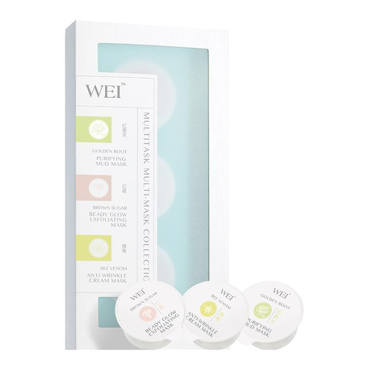 Wei Multitask Multi-Mask Collection Set