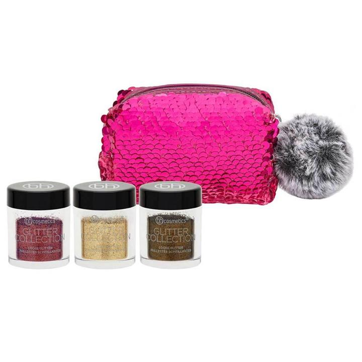 BH Cosmetics Royal Affair 3 Piece Glitter Set