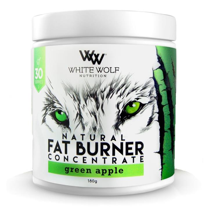 White Wolf Nutrition Natural Fat Burner Concentrate 180g