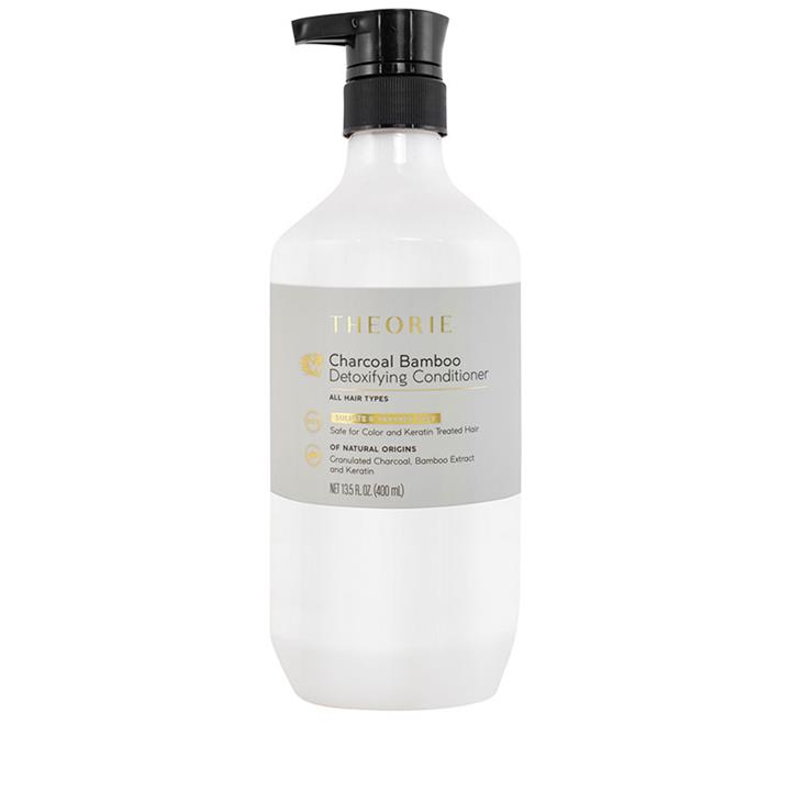 Theorie Charcoal & Bamboo Conditioner – 400ml
