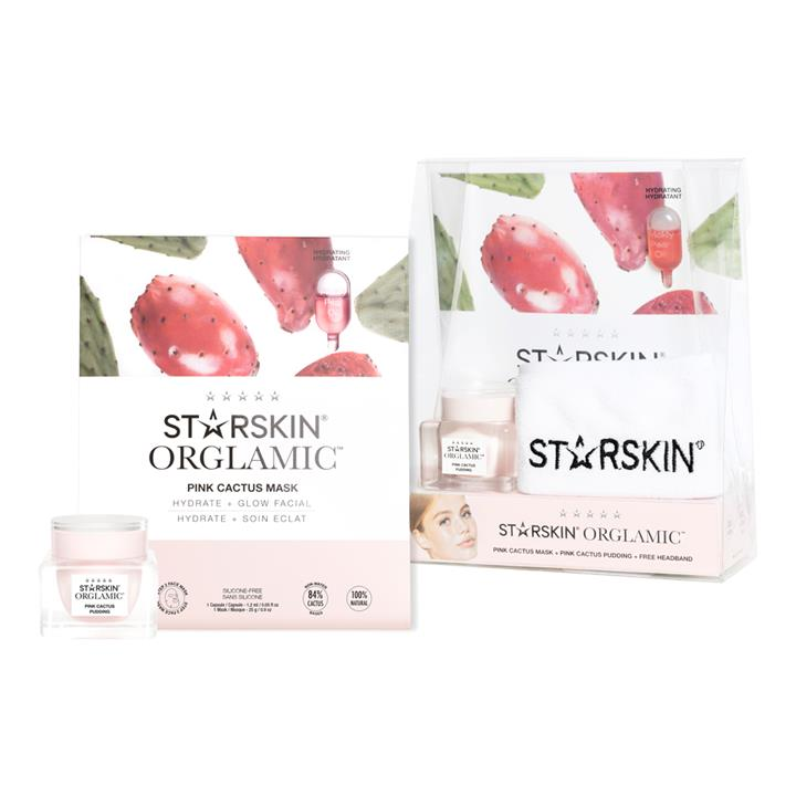 Starskin Orglamic Skincare Set (Limited Edition)