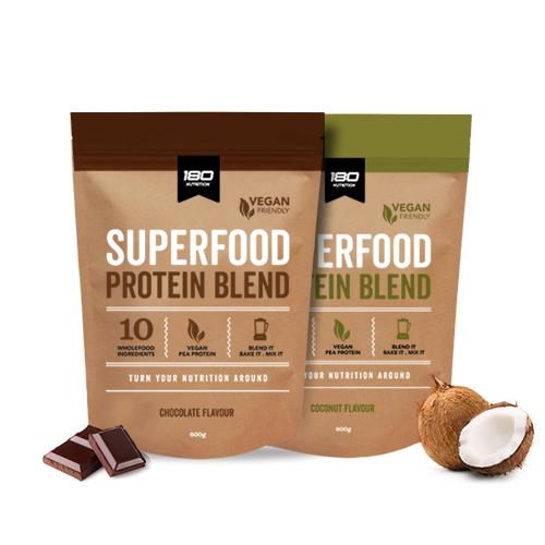 600g Superfood Twin Pack Vegan Bundle
