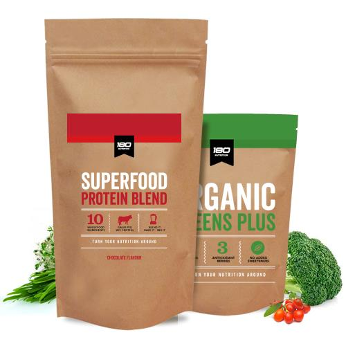 4kg Jumbo Pack + Greens Bundle