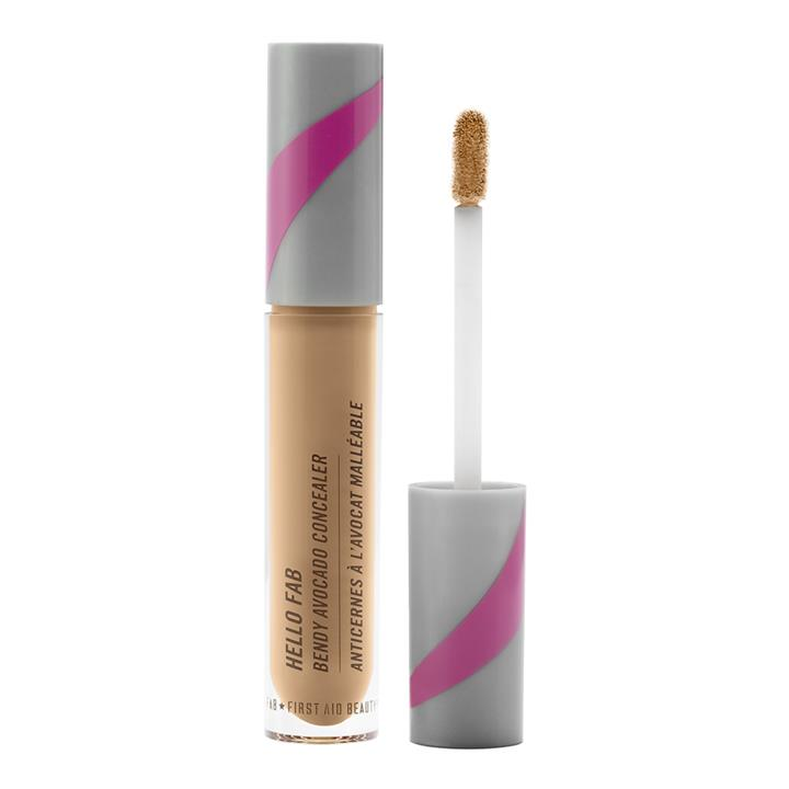 First Aid Beauty Hello FAB Bendy Avocado Concealer 3 Light