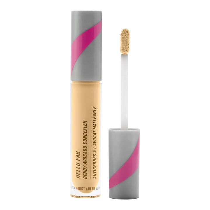 First Aid Beauty Hello FAB Bendy Avocado Concealer 2.5 Flax