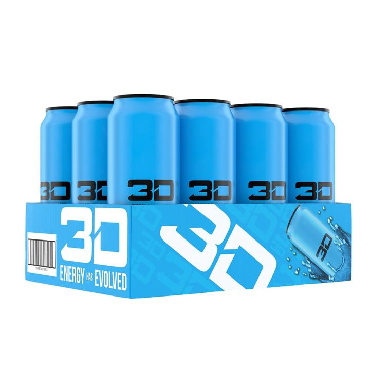 3D Energy Drink 473ml (Box of 12)